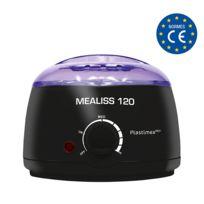 Plastimea Pro+ - Chauffe cire Mealiss 120 • Epilation cire chaude ultra rapide et pro à domicile • cuve 500ml • Epilation sans douleur