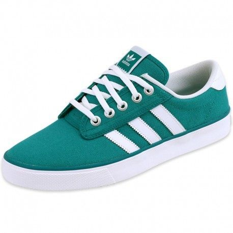 chaussure homme adidas vert
