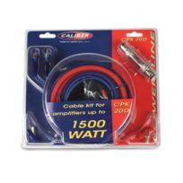 Caliber - Cpk20D - Kit de cablage 20mm2 pour amplificateur 1500W