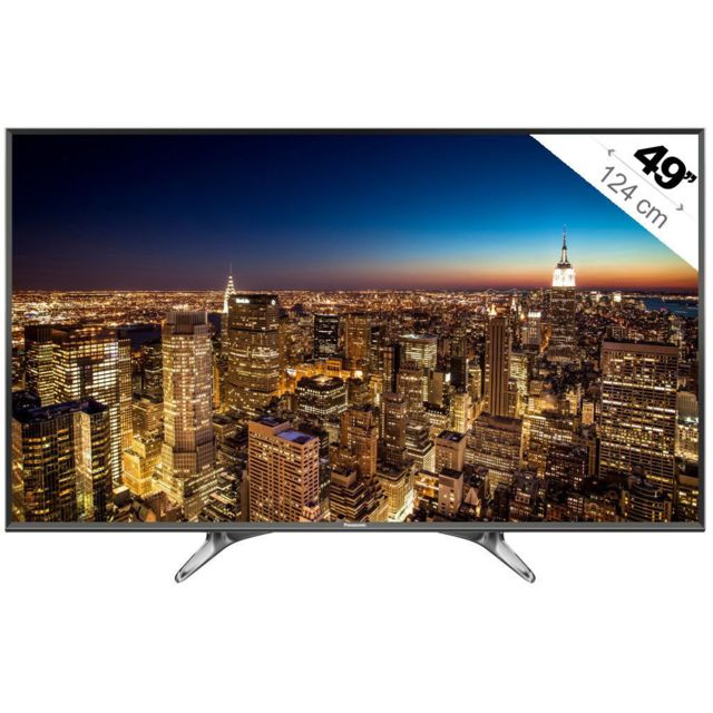 "PANASONIC - TV LED 49"" 124 cm TX-49DX603"