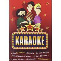 Discmedi - Karaoke La Trinca IMPORT Espagnol, IMPORT Dvd - Edition simple