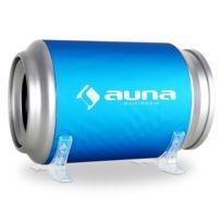 AUNA - Subwoofer actif voiture 27cm Caisson de basses design tube 500W
