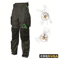 TSD CONFECTION - BOSSEUR - Pantalon BOSSEUR travaux acrobatiques X-TREM Vert- 10092-016