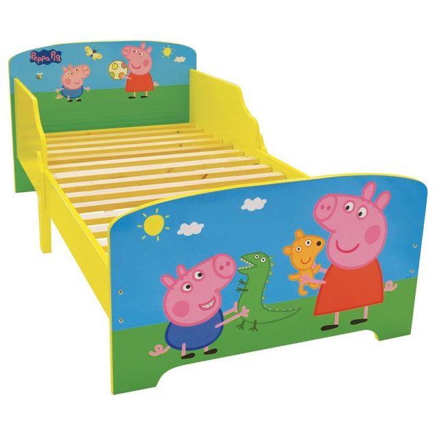 Worlds Apart Lit enfant Peppa Pig 140X70 cm