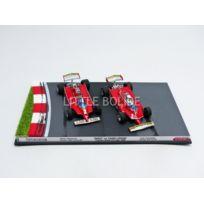 Brumm - Ferrari 312 T5 / 126C turbo - Gp Italie 1980 - 1/43 - As61