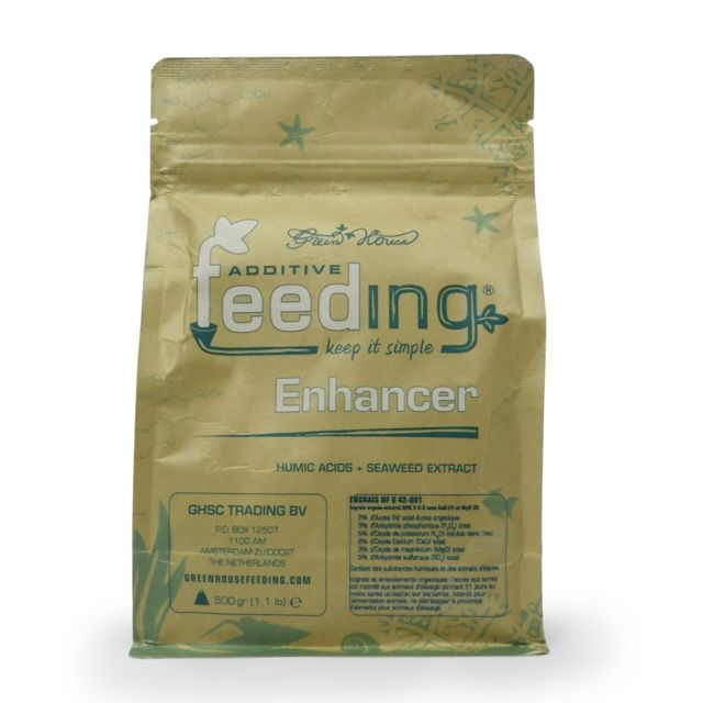 Greenhouse Additive Feeding Enhancer 500gr - Green House