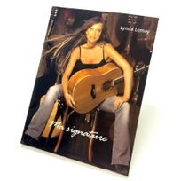Beuscher - Linda Lemay - SongBook Ma signature