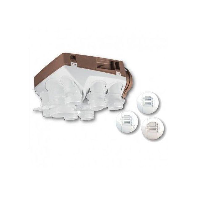 unelvent kit vmc hygroreglable ozeo st type b ozeo st ha hb 603710 pas cher achat vente. Black Bedroom Furniture Sets. Home Design Ideas