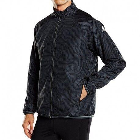 ADIDAS ORIGINALS - Veste Coupe-vent Adizero Woven Homme Adidas Noir