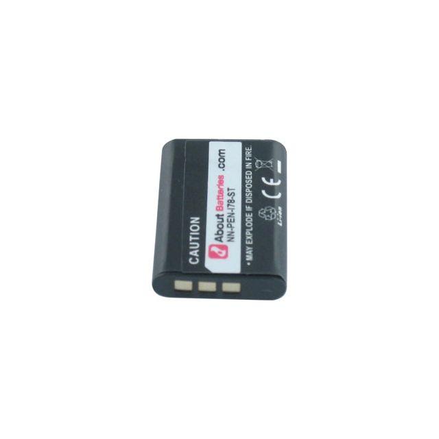 Batterie Compatible pour PENTAX OPTIO W60