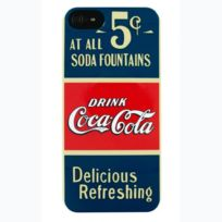 Coca-cola - Coque Old 5cents V iPhone 5 / 5S