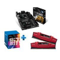 MSI - Kit evolution i7 7700K + Z270 PC MATE + 16 Gb DDR4