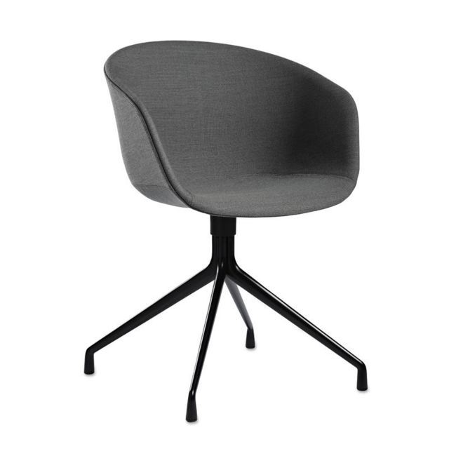 Hay About a Chair Aac 21 - blanc - Remix 133 - gris