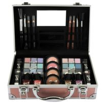 f179df544bdbfa Coffret cadeau coffret maquillage mallette de maquillage Beauty Box - 45pcs
