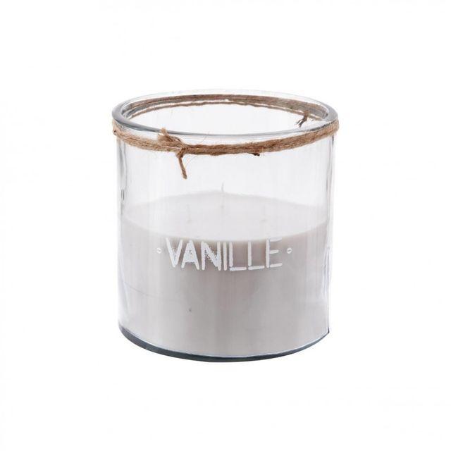 Paris Prix Bougie Parfumée en Pot 1200gr Vanille