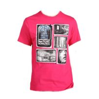 Ecko - T-shirt Unltd Back To The Ny Raspberry
