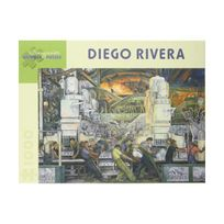 Pomegranate - Diego Rivera Detroit Industry: North Wall detail, 1933 - 1000 Piece Puzzle