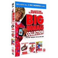 Twentieth Century Fox - Big Momma'S House Triple Pack IMPORT Anglais, IMPORT Coffret De 3 Dvd - Edition simple