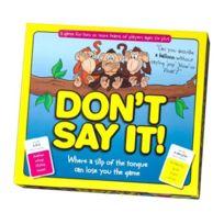 Paul Lamond Games - Don'T Say It - Jeu De SociÉTÉ