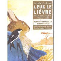 - Leopold Sédar Senghor | Bernard Giraudeau | Robin Renucci | Frédérick Martin - La belle histoire de Leuk-le-lièvre DigiPack
