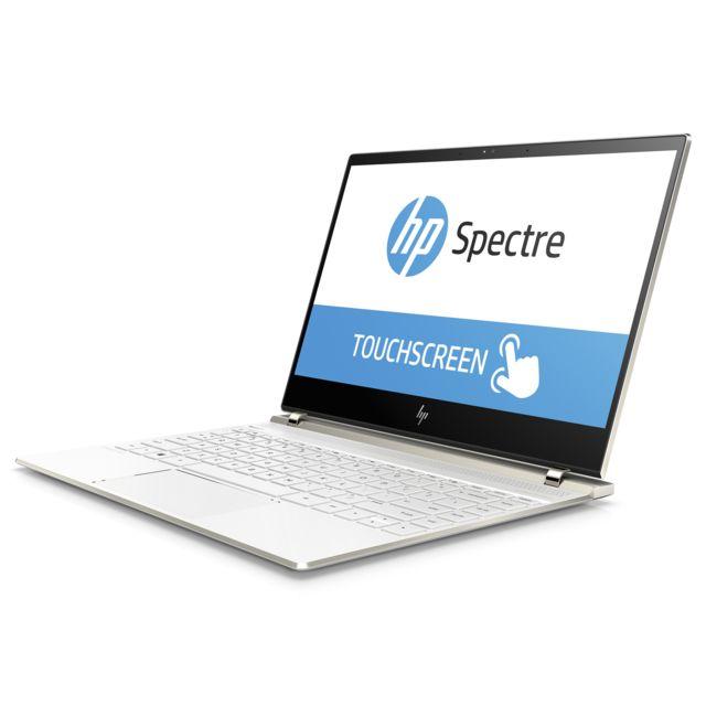 HP Spectre 13-AF002NF - Blanc céramique