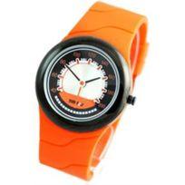Time2u - Montre Silicone Orange Citizen 566