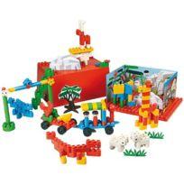 Poly-m - multi box de 150 pièces briques basic poly'm