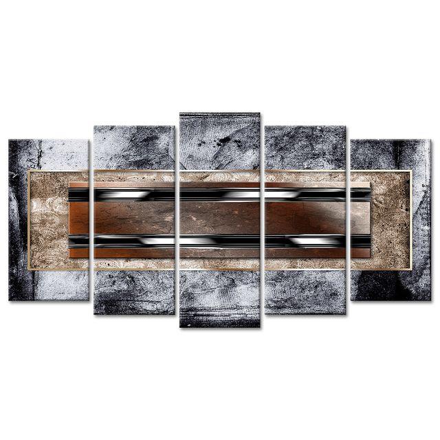 Declina tableau xxl design abstrait décoration murale pas chère