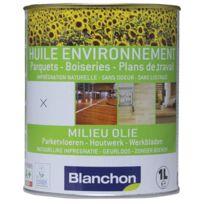 Blanchon - Huile Pour Parquet Environnement - Coloris:Bois natuel - Cond. l:1