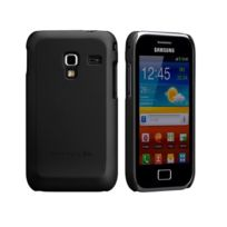 Case Mate - Coque Case-mate Barely noire Samsung Galaxy Ace Plus S7500 Cm020326