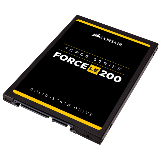 "CORSAIR - SSD Force Series LE200 2.5"" 120 Go SATA III TLC 7mm"