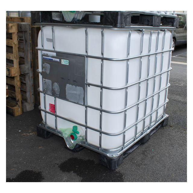 Multitanks Cuve 1000 Litres Blanche Sur Palette Plastique
