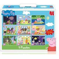 Diset - Puzzle de 12 à 50 pièces : Peppa Pig