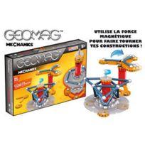 GEOMAG - Jeu de construction magnétique - Mechanics 86 pièces -6846