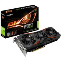Gigabyte - Carte graphique GeForce Gtx 1070 G1 Gaming, 8192 Mb Gddr5