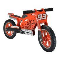 Kiddimoto - Vélo pour enfant Heroes Marc Márquez orange