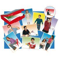 """Akros - jeu """"cherche l'erreur"""" - malette de 50 cartes-images"""