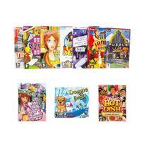 Mindscape - Pack 10 Jeux De Simulation Volume 3 - Pc