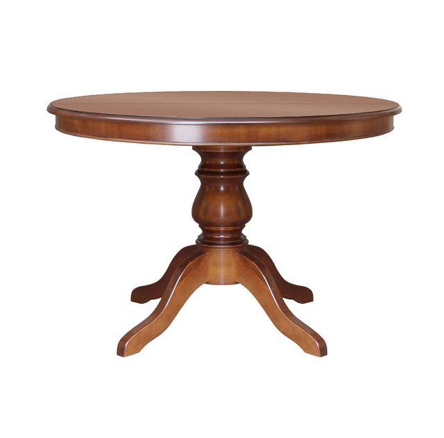 Artigiani Veneti Riuniti Table ronde 100 cm prolongeable