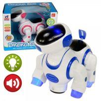 Alpexe - Robot chien qui marche, lumière, son Boîte 24x20