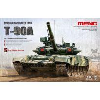 Men model - 1/35 Russian Main Battle Tank T-90A JAPAN Import