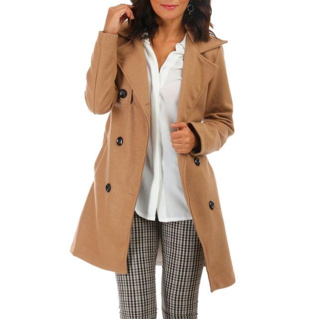 Manteau femme la mode est a vous