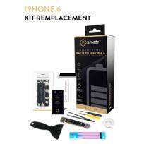 REMADE - Kit réparation batterie pour iPhone 6