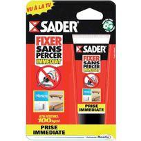 Sader - Fixer sans percer invisible 55ml