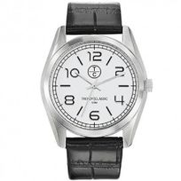 Trendyclassic - Montre Trendy Classic blanche homme Cc1017-01