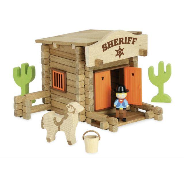 JEUJURA FAR WEST - SHERIF - 80 PIECES - 8066