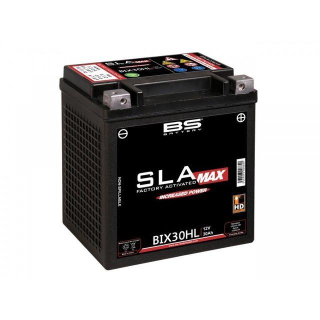 Wacox Batterie Bs Bix30hl Sla Max Activée Usine