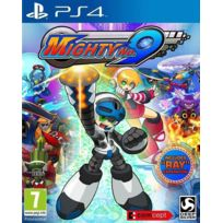 DEEP SILVER - Mighty No 9 - PS4