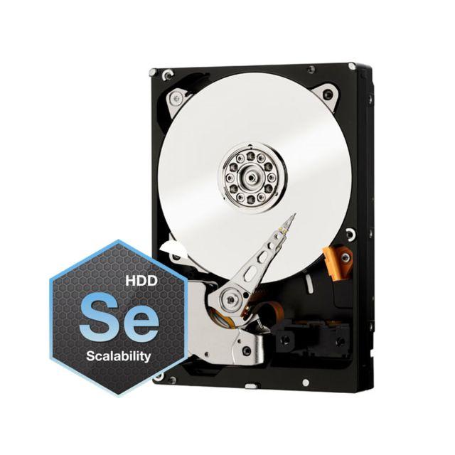 WESTERN DIGITAL - Disque dur interne 3,5'' 2000 Go - WD Se - SATA 6Gb/s - 7200 Tr/min - 64 Mo - Bulk - WD2000F9YZ