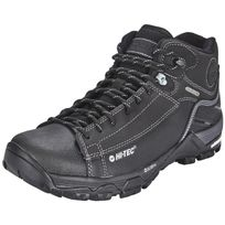 Hitec - Hi-Tec Trail Ox Chukka I Wp - Chaussures - noir
